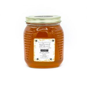 wildflower honey from beekeepers daughter