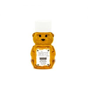 2oz orange blossom honey bear