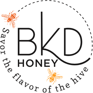 BKD Honey initials logo